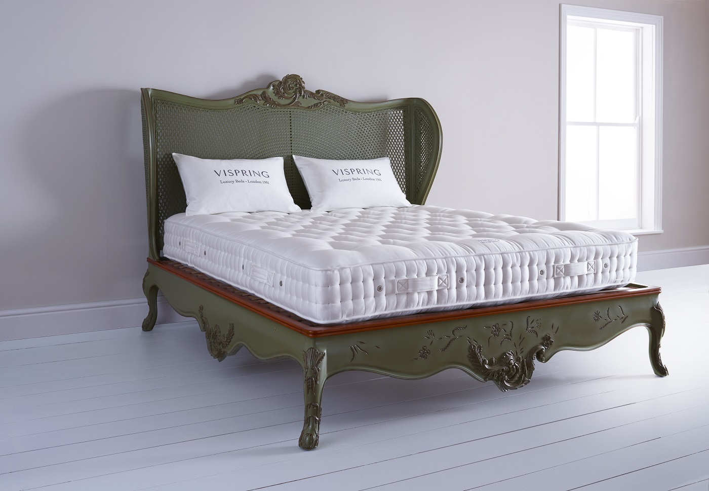 VISPRING Bedstead Traditional